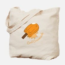 Cool Creamsicle Tote Bag