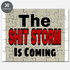 The Shit Storm Is Coming Puzzle