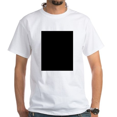 College Student White T-Shirt