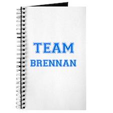 TEAM BRENNAN Journal