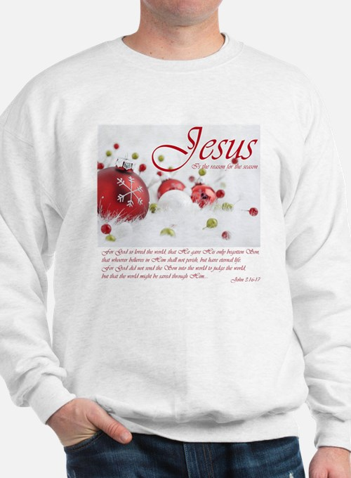 Jesus is the reason for the season Jumper