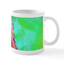 Green Water Mugs
