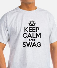 Keep Calm And Swag T-Shirt