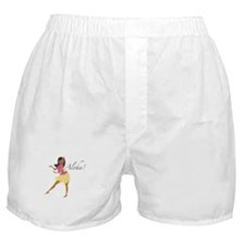 Aloha Girl Boxer Shorts