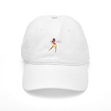 Aloha Girl Baseball Baseball Cap