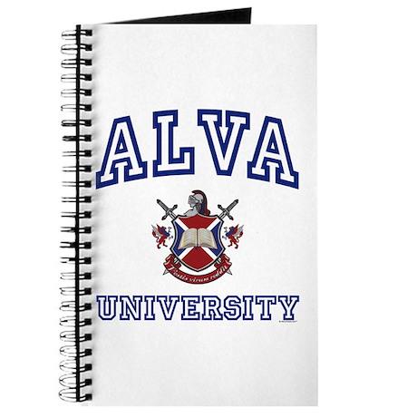 ALVA University Journal