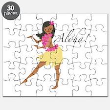 Aloha Girl Puzzle