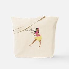 Lu Au Girl Tote Bag