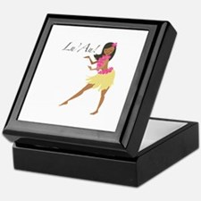 Lu Au Girl Keepsake Box