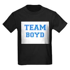 TEAM BOYD T