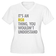 Its An RGB Thing T-Shirt