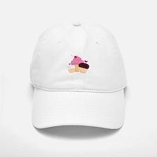 Cupcakes Baseball Baseball Baseball Cap