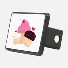 Cupcakes Hitch Cover