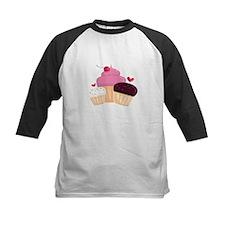Cupcakes Baseball Jersey