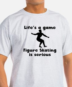 Figure Skating Is Serious T-Shirt