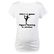 Figure Skating Is Serious Shirt