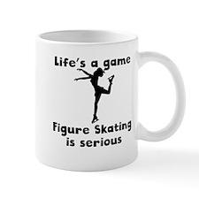 Figure Skating Is Serious Mugs