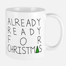 Christmas Ready Mugs