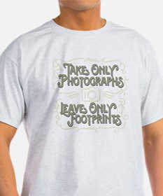 Take Only Photographs T-Shirt