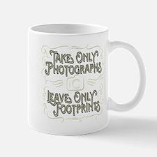Take Only Photographs Mug