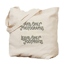 Take Only Photographs Tote Bag