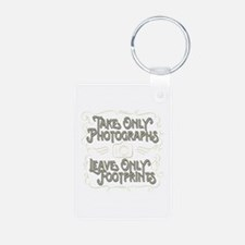 Take Only Photographs Keychains