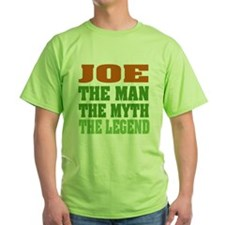 Joe The Legend T-Shirt