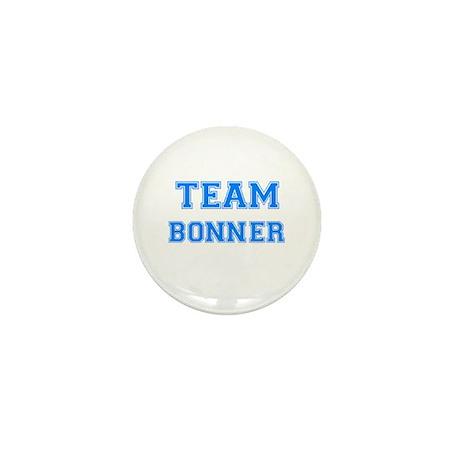 TEAM BONNER Mini Button (10 pack)