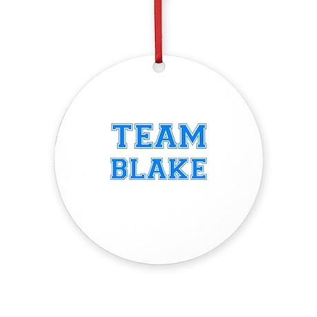 TEAM BLAKE Ornament (Round)