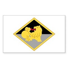 266th Finance Decal