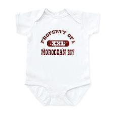 Property of a Moroccan Boy Infant Bodysuit