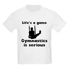 Gymnastics Is Serious T-Shirt