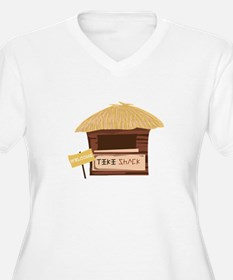 Tiki Shack Welcome Plus Size T-Shirt