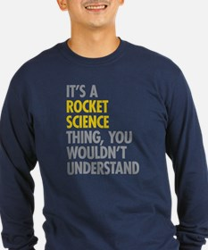 Rocket Science Thing T