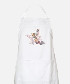 Flower Wing Fairy Light BBQ Apron