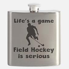 Field Hockey Is Serious Flask