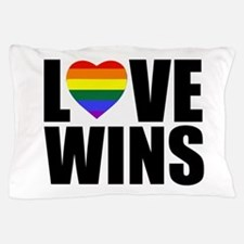 Love Wins! Pillow Case