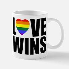 LOVE WINS! Mugs