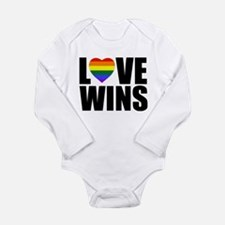 LOVE WINS! Body Suit