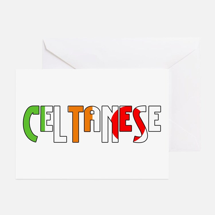 Celtanese Greeting Cards (Pk of 10)
