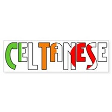 Celtanese Bumper Stickers