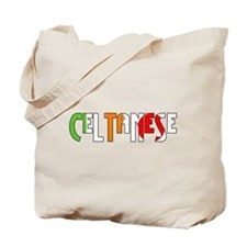 Celtanese Tote Bag