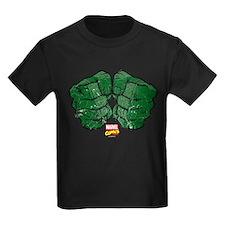 Hulk Fists T
