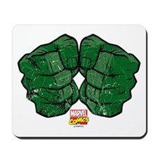 Hulk Fists Mousepad
