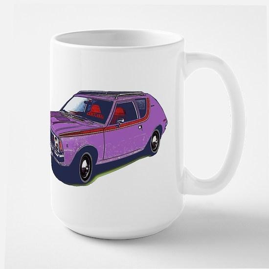 Purple Gremlin Mugs