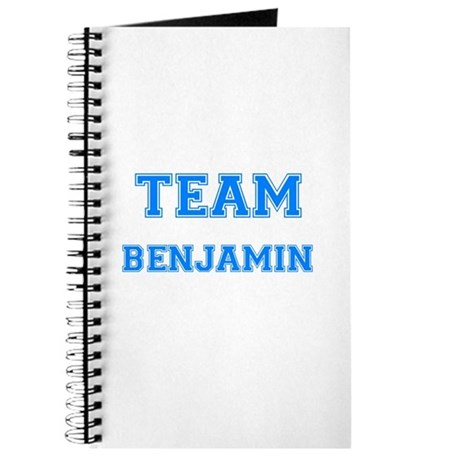 TEAM BENJAMIN Journal
