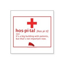 hospital.png Sticker