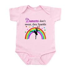 SPARKLING DANCER Infant Bodysuit