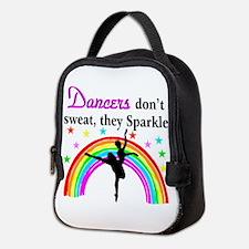 SPARKLING DANCER Neoprene Lunch Bag