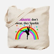 SPARKLING DANCER Tote Bag